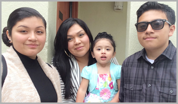 Janel and Family